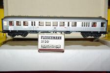 FLEISCHMANN HO CARR.PASSEG II°CLAS.ART 5105  NUOVA + ARRED INTER LUCI CODA SCAT.