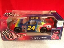 Jeff Gordon 1/24 Winners Circle Du pont car #24 50Th Anniversary Nascar