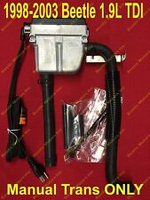 VW Beetle 1.9 L TDI Engine Block Heater 1998-2003 Manual Trans ONLY BTL1
