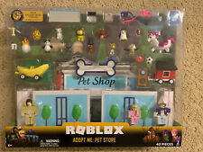 New! Roblox Adopt Me: Pet Store 40 Pieces by Jazwares Vhtf
