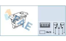 FAE Interruptor, elevalunas para PEUGEOT 309 205 405 505 TALBOT TAGORA 62580