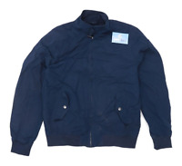 Lincoln Mens Size M Blue Jacket