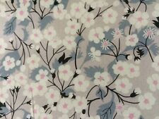MITSI IN PASTEL SHADES 1.00 MTR by LIBERTY on TANA LAWN COTTON