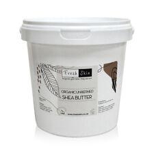 1KG Shea Butter Organic - Unrefined, Cold Pressed, 100% Pure, Raw & Natural