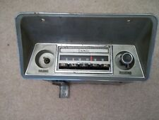 1970 Buick Skylark, GS-350, GS-455, GSX AM Push Button Radio, WORKS!!!