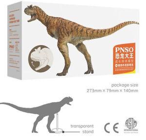 PNSO Domingo the Carnotaurus Dinosaur Model - BNIB