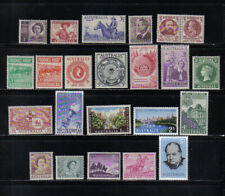 23 Mint Never Hinged Australia Postage Stamps From 1947 - 1965
