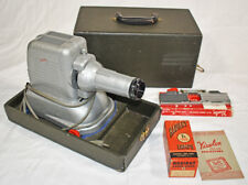 Vintage Viewlex Slide Projector from early 50's with 300 watt lamp