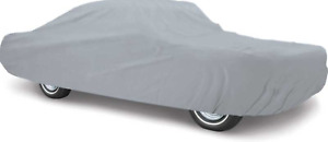 OER Gray Weather Blocker Outdoor Car Cover 1964-1966 Plymouth Barracuda Fastback