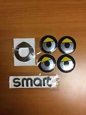 Smart Emblem 6 Pcs Hub Caps  56 mm