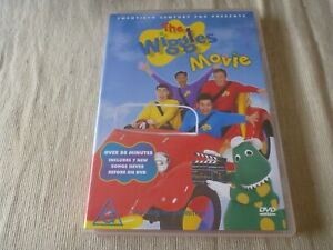 The Wiggles Movie (DVD, 2003) Region 4 Murray Cook Anthony Field