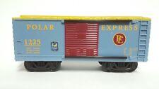 Lionel POLAR EXPRESS Boxcar G-Gauge 10TH ANNIVERSARY Train Car ADD ON 7-11556