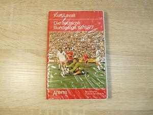 Kurt Lavall: Die deutsche Bundesliga 1976/77 / Taschenbuch