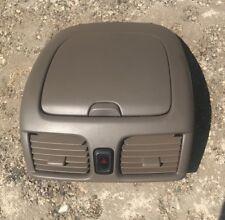 00-06 Nissan Sentra Dash Bezel Trim Vents Cubby Compartment Tan