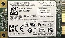 LITE-ON 256GB mSATA 6Gb/s (LMT-256M6M) Solid State Drive SSD - DP/N 0XXM30
