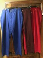 INC - International Concepts - Women's Skinny Leg Curvy Fit Casual Stretch Pants