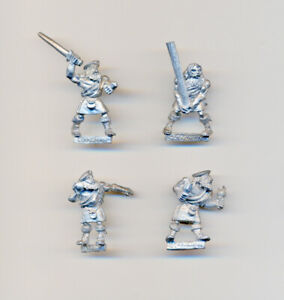 CITADEL WARHAMMER OOP 1980s LIMITED EDITION LE8 MCDEATHS CRAZED CALEDONIANS