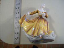 "7 1/2"" Tall Royal Doulton Figurine ""Kirsty"" HN  23281 Copyright 1970 NICE!!"