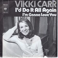 7inch VIKKI CARR I'd do it all again HOLLAND 1972 EX  (S0041)