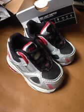 Toddler Child Reebok Trainers size 1.5 Light Switch