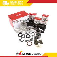 Timing Belt Kit Water Pump Hydraulic Tensioner Fit 88-95 Mazda 929 MPV 3.0L JE