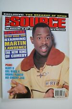 The Source Magazine April 1993 - Martin Lawrence - Plus Heavy D,Cell Block 4, EP