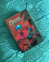 Medea: Harlan's World Kelly Freas, Frank Herbert Book Signed by Harlan Ellison