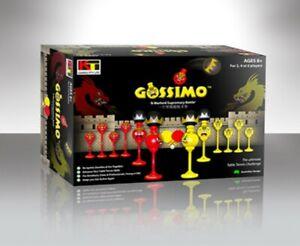 GOSSIMO Fun Table Tennis Family Game
