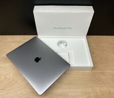 """Barely used 2017 MacBook Pro Retina 13"""" A1708 Space Gray—2.3GHz 8GB—box"""