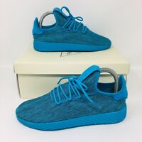 *NEW* Adidas Original Pharrell Williams Hu (Boys Size 5Y) Sneakers School Shoes