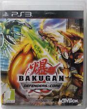 Bakugan Defenders of the Core. Ps3. Fisico. Pal Es