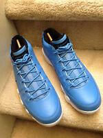 Nike Air Jordan Retro IX 9 Low Pantone University Carolina Blue 832822-401 Sz 9