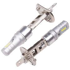 2X H1 160W LED Fernlicht Nebelscheinwerfer DRL Lampe Birnen 6500K Weiß IP68 CSP