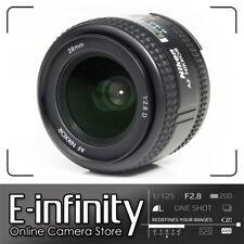 NUEVO Nikon AF Nikkor 28mm f/2.8 D Lens