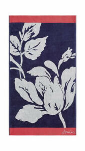 Joules Shadow Floral  Bath Towel & Hand Towel New In Packaging Reduced £2