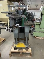 Deckel Gk12 Universal Engraving And Profiling Machine Pantograph