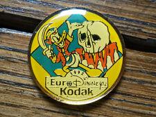 Pin's Euro Disney 1992 Kodak Eurodisney Donald Duck fantôme