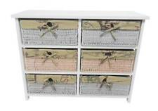 Less than 60cm Height Living Room Country Chests of Drawers