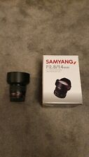 Samyang 14mm f/2.8 Nikon F mount