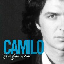 CD + DVD SET CAMILO SESTO SINFONICO BRAND NEW SEALED 2018