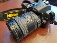 Nikon D5000 Camera + Nikkor AF-S DX 18-200mm f/3.5-5.6G ED VR II Lens + Accessrs
