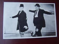 Laurel & Hardy  Reproduction Card Laurel & Hardy Museum Ulverston Cumbria 4x6 in