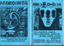 ANDROMEDA N°1/2 96/97 I SUONI DI IERI E DI OGGI PER LA MUSICA DI DOMANI
