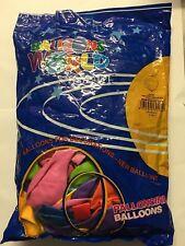 PALLONCINI VARI COLORI 12 pollici pallone palloncino palloni 30 cm diametro