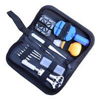 SONDERPREIS Uhrenwerkzeug Uhrwerkzeug Uhrmacherwerkzeug Set 30 Teile mit Tasche