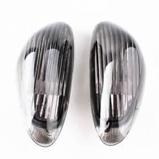 Front Turn Signal Light Lens Fit Suzuki KATANA GSX600F/750F 1997-2007 Smoke