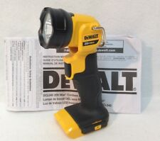 Dewalt DCL040 New 20V 20 Volt Max Cordless LED Worklight