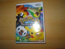 Jeux vidéo manuels inclus anglais Pokémon