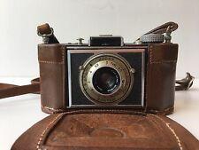 Eastman Kodak Bantam Compact Camera Anastigmat Special 47mm f/4.5 Lens w/Case
