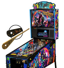 Guardians of the Galaxy Pinball Black Side Armor Authorized Stern Dealer